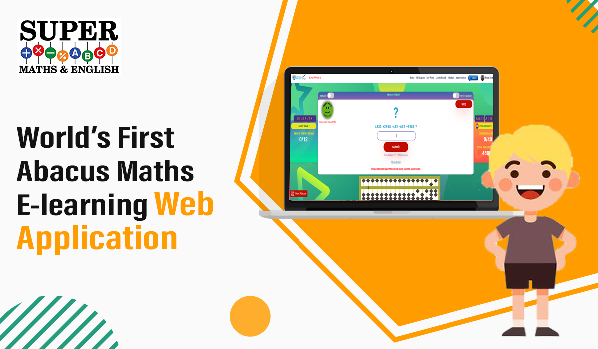 Walkthrough of the Abacus Maths E-learning Software